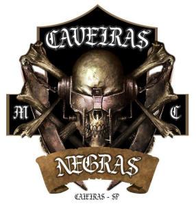 Motoclube: Caveiras Negras