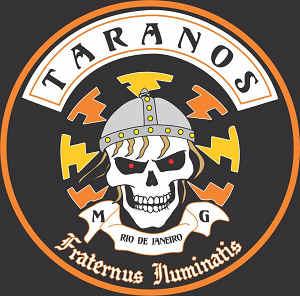 Moto Clubes do Rio de Janeiro - Motoclube: Taranos Moto Grupo - Fraternus Iluminatis